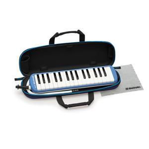 SUZUKI (スズキ)製鍵盤ハーモニカ メロディオン FA-32B ブルー|gincho