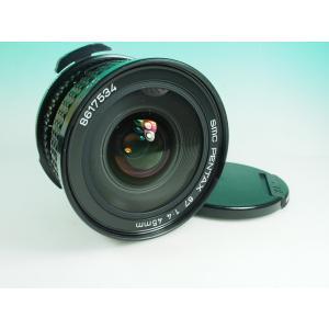 ペンタックス smc PENTAX 67 45mm F4|ginei|02