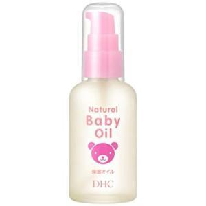 DHC 薬用ナチュラルベビーオイル (化粧用油) 60ml
