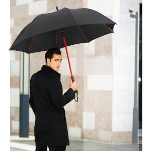G4Free 長傘 大きな傘 ゴルフ傘 紳士傘 高強度グラスファイバー傘骨 自動開け 梅雨対策 撥水加工 耐風 晴雨兼用 軽量 120センチ|gingaichimarket