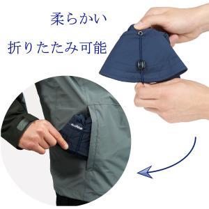 TRIWONDER 帽子 バケットハット 防水 UVカット サンハット ホライズンハット ゴアテック...