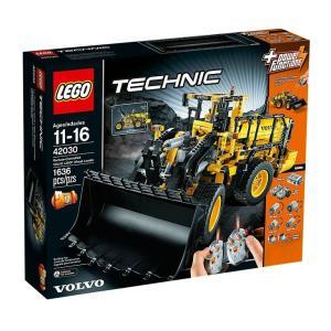 レゴ (LEGO) テクニック Volvo L350F ホイールローダー 42030