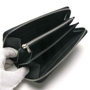 new product 2aee9 e2430 美品 LOUIS VUITTON ルイヴィトン エピ ジッピーウォレット/長財布 ノワール/黒/ブラック×シルバー金具 M60072