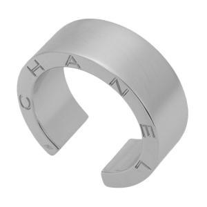 新品仕上げ CHANEL シャネル Cシグネチャーリング/指輪 K18WG/750WG/ホワイトゴールド 10号 ロゴ/K18WG/750WG/ホワイトゴールド ジュエリー/アクセサリー ginkura