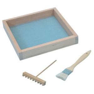 箱庭療法オプション-砂お手入れセット|ginnnenndo