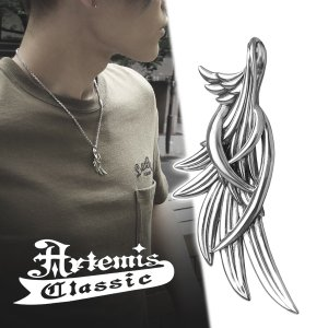アルテミスクラシック Artemis Classic ペンダントトップ メンズ シルバー ガブリエル ネックレストップ チェーンなし...