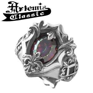 アルテミスクラシック Artemis Classic リング メンズ シルバー ミスティックシールド RD フリー 指輪 メンズリング...