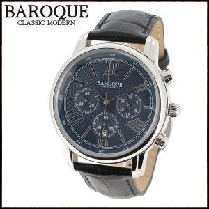 腕時計 メンズ ブランド バロック CLASSICO BA1003S-03B メンズ腕時計 オシャレ|ginnokura