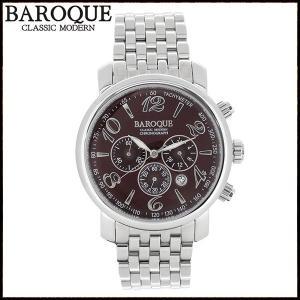腕時計 メンズ ブランド バロック GENIO BA1005S-15M メンズ腕時計 オシャレ|ginnokura