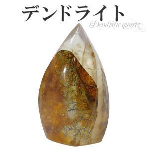 デンドリチッククォーツ デンドライト 磨き原石 約78g 天然石 パワーストーン 原石 水晶 置物 インテリア デンドリチッククォーツ プレゼント|ginnokura
