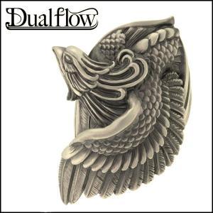 シルバーリング メンズ 鳳凰 9-28号 ブランド Dualflow シルバー925 メンズリング|ginnokura
