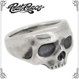 ラットレース リング 指輪 メンズ シルバー スカル sweet little skull 1-30号 ブランド シルバー925 スカルリング メンズ ginnokura