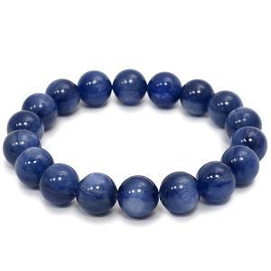 カイヤナイト ブレスレット 10mm 17cm 高品質 天然石 パワーストーン カイヤナイトブレスレット プレゼント|ginnokura