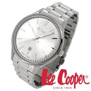 Lee Cooper リークーパー 腕時計 メンズ ブランド ステンレスベルト シルバー LC06292.330 時計 Lee Cooper リークーパー|ginnokura