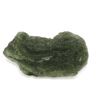 モルダバイト 原石 約3g 天然石 パワーストーン 隕石 置物 プレゼント|ginnokura
