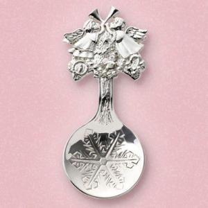 天使とクリスマスツリー スプーン【刻印有】|ginnosaji
