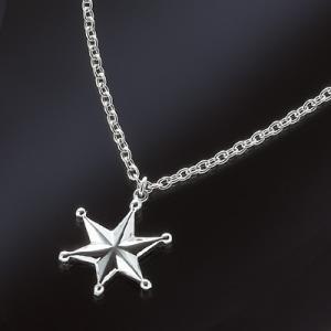 星のネックレス|ginnosaji