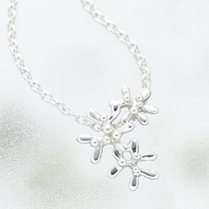 ヤドリギのプチネックレス|ginnosaji