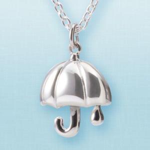 雨上がりのネックレス|ginnosaji
