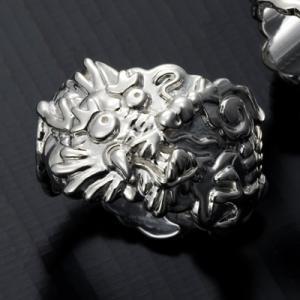 匙の内 龍のリング|ginnosaji