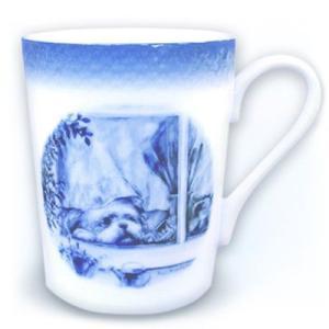 シーズー『窓辺にて』(マグカップ) ginnosaji