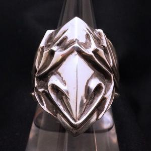 フレイムリング - heart - | メンズ | シルバー | ハート | silver ring | 銀の環|ginnowa|03