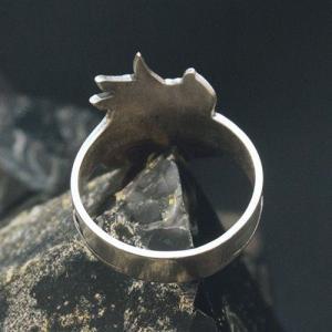 シルバーリング - フェニックス - | メンズ | シルバー | トライバル | silver ring | 銀の環|ginnowa|04