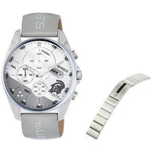 [セイコーウォッチ] 腕時計 ワイアード コジマプロダクション wena コラボレーションモデル 限...