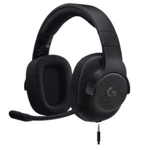 【当日発送】Logicool G ゲーミングヘッドセット G433BK ブラック Dolby 7.1...