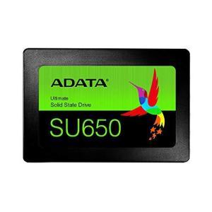 ADATA SSD 240GB SU650 SATA 6Gbps / 3D NAND / 3年保証 / ASU650SS-240GT-RECの画像