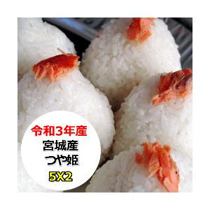 米 10kg 宮城産つや姫 無洗米 乾式無洗米 送料無料 平成29年産|ginshari