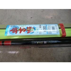国産本流渓流竿硬調 奥吉野630 新品、送料無料。  硬調の本流小継ぎ渓流竿です。日本製です。全長6...