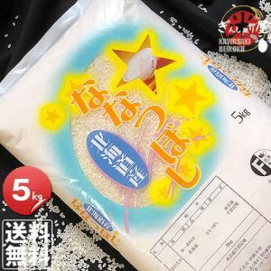 新米 28年産 北海道産 ななつぼし 5kg 白米 送料無料