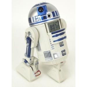 目覚まし時計 リズム(RHYTHM) スター・ウォーズ R2-D2ロボット ケニーベイカー デジタル ホワイト×ブルー/液晶色 / 当店再検品済 ginza-luxury 03