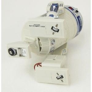 目覚まし時計 リズム(RHYTHM) スター・ウォーズ R2-D2ロボット ケニーベイカー デジタル ホワイト×ブルー/液晶色 / 当店再検品済 ginza-luxury 04
