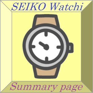 セイコー ウォッチ SEIKO 腕時計 外販モデル 一覧目次ページのご案内☆|ginza-luxury