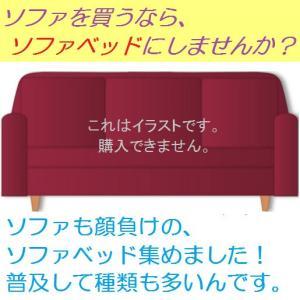 【ソファベッドのススメ】ソファベッド通信〜 どうせ買うならソファベッドにしよう!ソファじゃなくて、ソファベッド編。