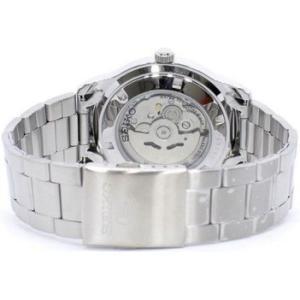 腕時計 メンズ セイコー5(SEIKO5) オートマチック 曜日・日付表示 日本製 ステンレスベルト シルバー/シルバー×ローズゴールド色 WS88NKP12J1/ 当店再検品済|ginza-luxury|02