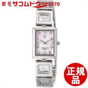 ANNECLARK  アンクラーク  腕時計 レディース  天然ダイヤ入り(12時位置)  ムービングトランプチャームブレス  AA1030-17|ginza-sacomdo