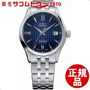 [ケンテックス]Kentex 腕時計 ESPY 3(エスパイ スリー) クラシック デイト 自動巻き E573M-02 メンズ  [4524013004795-E573M-02]|ginza-sacomdo