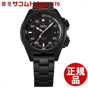 [ケンテックス]Kentex 腕時計 LANDMAN(ランドマン) タフAUTO ラージ 自動巻き S678X-04 メンズ [4524013006201-S678X-04]|ginza-sacomdo