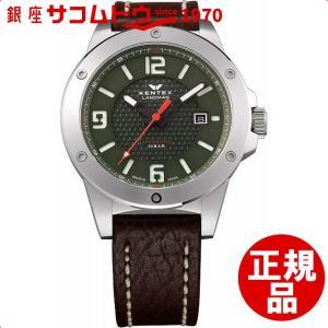 [ケンテックス]Kentex 腕時計 ランドマン アドベンチャー デイト S763X-02 メンズ [4524013006621-S763X-02]|ginza-sacomdo