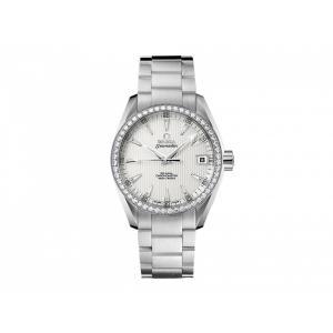 OMEGA オメガ 腕時計 ウォッチ シーマスター アクアテラ 150M 自動巻き メンズ 231.55.39.21.52.001 OMEGA 腕時計 シルバー [並行輸入品]|ginza-sacomdo