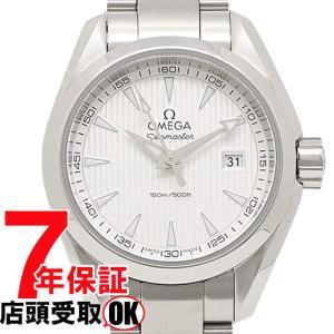 OMEGA オメガ 腕時計 ウォッチ シーマスター アクアテラ レディース 231.10.30.60.02.001[並行輸入品]|ginza-sacomdo