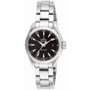 OMEGA オメガ 腕時計 ウォッチ シーマスター アクアテラ レディース 231.10.30.60.06.001[並行輸入品]|ginza-sacomdo