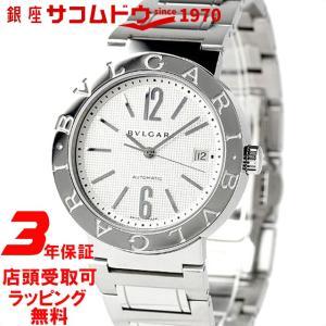 ブルガリ BVLGARI 腕時計 ウォッチ BB38WSSD AUTO ブルガリブルガリ 自動巻 メンズ [並行輸入品]|ginza-sacomdo