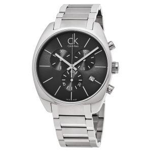 [3年保証] Calvin Klein カルバンクライン 腕時計 ウォッチ ck クオーツ メンズ クロノ 腕時計 K2F27161[並行輸入品] [店頭在庫]|ginza-sacomdo