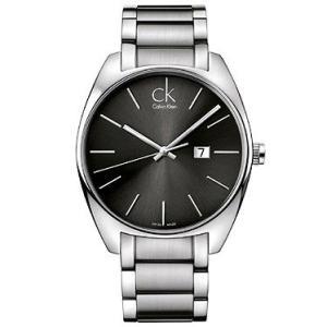 Calvin Klein カルバンクライン 腕時計 ウォッチ CK Exchange (シーケー エクスチェンジ) グレー K2F21161 ginza-sacomdo