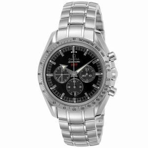 [オメガ]OMEGA 腕時計 スピードマスターブロードアロー ブラック文字盤 コーアクシャル自動巻 100M防水 クロノグラフ  321.10.42.50.01.001 メンズ 並行輸入品|ginza-sacomdo
