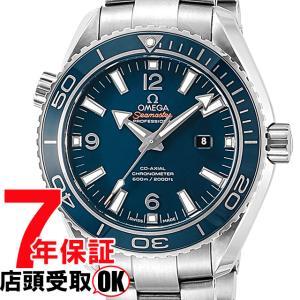 [7年保証] OMEGA オメガ 腕時計 ウォッチ シーマスター プラネットオーシャン コーアクシャル自動巻 600M防水 裏蓋スケルトン 232.90.38.20.03.001 レディース|ginza-sacomdo